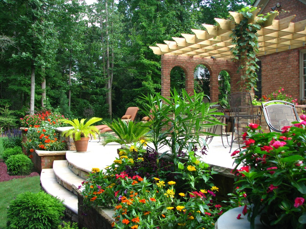 Form and Function Landscape Design - outdoor living
