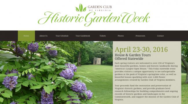 VA Historic Garden Week Archives - FORM & FUNCTION LLC