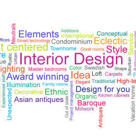 Design project? Get Organized!
