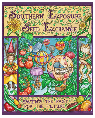 Southern Exposure seed 2016