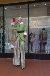 festive fellow